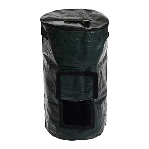 Buy Discount Ctghgyiki Organic Composter Waste Converter Waste Bins Eco Friendly Compost Storage Gar...