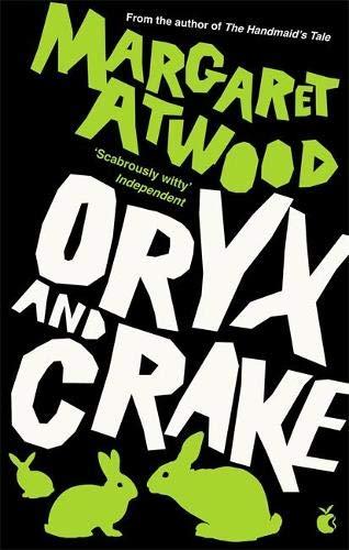 Oryx And Crake: Margaret Atwood