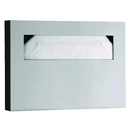 Bobrick Washroom Equipment B-221 Bobrick Classic Toilet Seat Cover Dispenser Surf - 06-0221