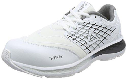 [ピーク] 安全靴 セーフティースニーカー メンズ ホワイト 28 cm 3E