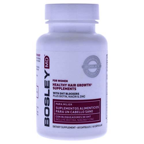 Bosley Women Healthy Hair Growth Supplements - Us