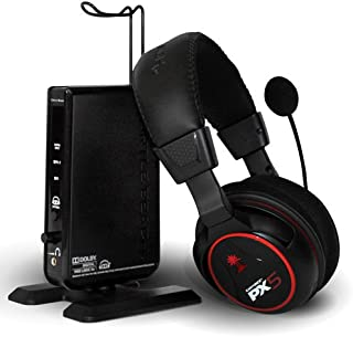 Turtle Beach Ear Force PX5 - Auriculares (Inalámbrico, RF inalámbrico, 2.4 GHz, 20 - 20000 Hz, 120 Db, neodimio)
