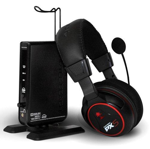 Micro-casque pour PS3 et Xbox 360 - Ear Force PX5