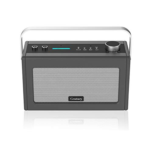 Century Smart Wi-Fi Speaker with Alexa - Bluetooth - Internet Radio -...