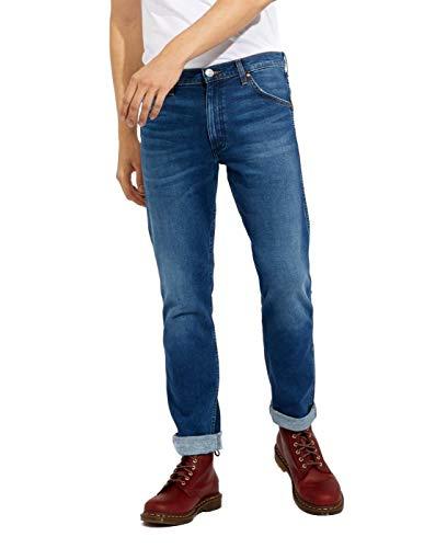 Wrangler Icons Jeans, Blu (1 Year 924), 32W / 34L Uomo