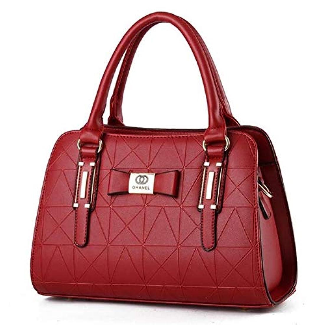 学期ワイヤー悪性のFGJLLOGJGSO 新到着ファッションの高級女性のハンドバッグ Pu レザーショルダーバッグ女性大容量のクロスボディハンドバッグメイン財布 レディース 二つ折り