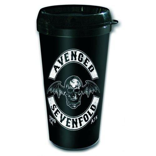 ROCK OFF Avenged Sevenfold - Taza de viaje
