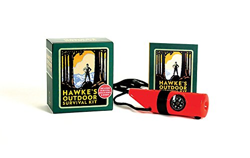 Hawke's Outdoor Survival Kit: Includes Survival Multi-Tool & Guide