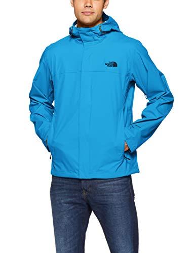 The North Face Men's Venture 2 Jacket, Heron Blue, SmallMediumaLargeLarge
