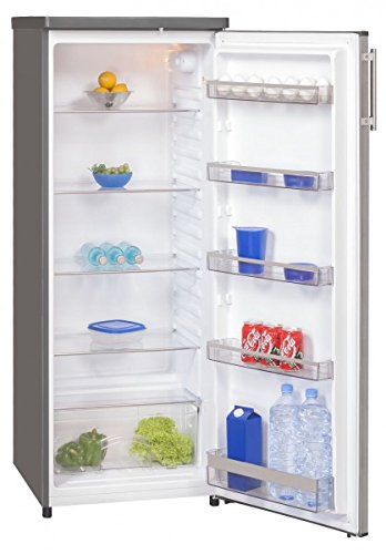 Exquisit KS 325-4 A++ SI Kühlschrank/A++ /Kühlteil240 liters