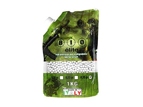 Bio Elite 4.000 High Precision Softair/Airsoft Bio BBS 6mm 0,25g -hell-