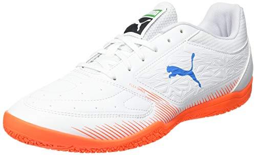 Puma Truco, Zapatillas de fútbol Unisex Adulto, White, 44 EU