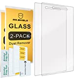 [2-PACK]-Mr.Shield Designed For BlackBerry Leap [Tempered Glass] Screen Protector with Lifetime Replacement