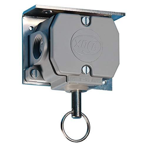 BAUER - Deckenzugschalter | Deckenschalter, Zugschnurschalter, Tor, Garage, Zugschalter