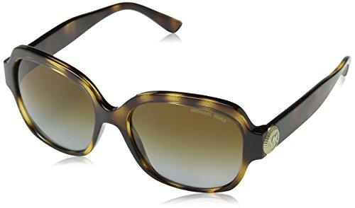Michael Kors 0MK2055 Gafas, Dark Tortoise 3285t5, 56 Unisex-Adulto