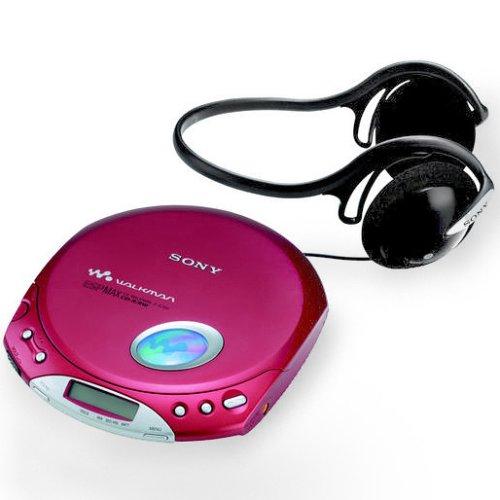 Sony D-E350 Portable CD Player