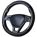 Cubrevolantes para coches (Negro 4)