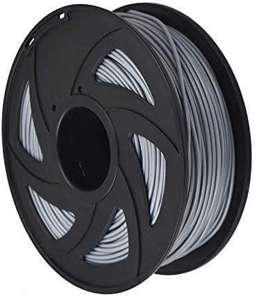 wholesale 3D Printer Filament - 1KG(2.2lb) 1.75mm / 3 mm, Dimensional Accuracy sale 2021 PLA Multiple Color (Silver,3mm) online