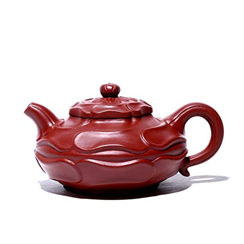 HePing Wu Hergestellt Direktmarketing-Handbuch Erz Teekanne Big Red Kazamaki Kwai Hause Kung Fu Tee (Color : Big red pouch)