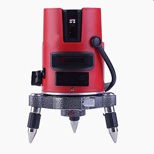 Infrarood laser-waterpas, rood licht, sterk buitenlicht gededicated, 2-draads-waterpas, groenlicht-waterpas, laserautomaat
