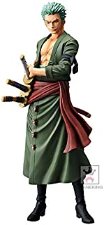 Banpresto. One Piece Figure Roronoa Zoro Grandista The