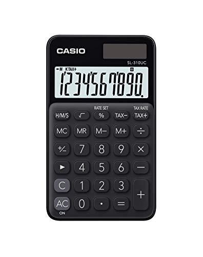 CASIO Taschenrechner SL-310UC,...