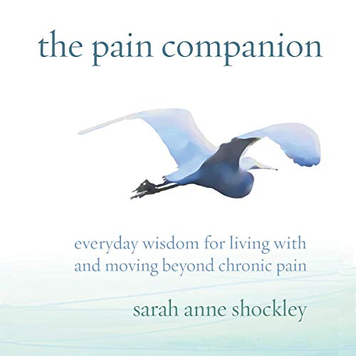 The Pain Companion: Everyday Wisdom for Living With and Moving Beyond Chronic Pain audiobook cover art