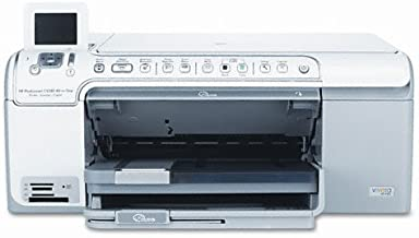 HEWQ8330A - HP Photosmart C5280 All-In-One Color Inkjet Printer