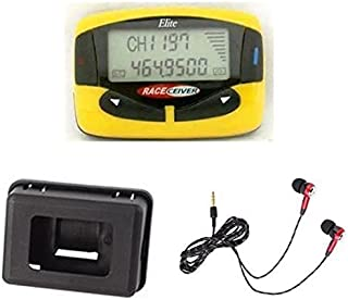 RACEceiver FP1600 Fusion Kit, Includes Ear Piece & Fully Enclosed In-Car Box