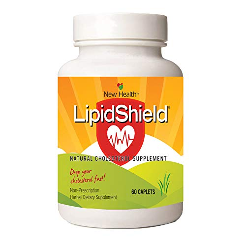 LipidShield Fight Cholesterol Naturally with Dr. formulated LipidShield. Great for LDL and Triglycerides. Ingredients of Red Yeast Rice, Policosanol, Guggul, Niacin and Selenium.