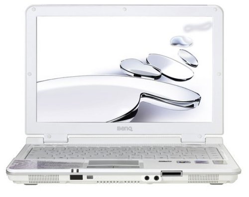 BenQ Joybook S53W.G01 33 cm (13 Zoll) WXGA Laptop (Intel Centrino II 750 1,86GHz, 256+256MB RAM, 80GB HDD, DVD+-RW DL, XP Home)