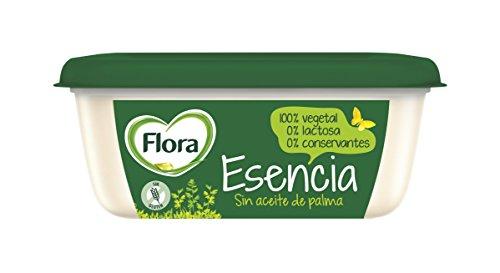 FLORA margarina esencia tarrina 225 gr