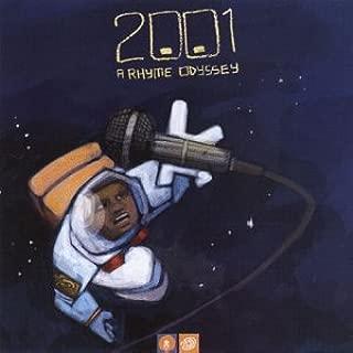 2001 A Rhyme Odyssey anglais