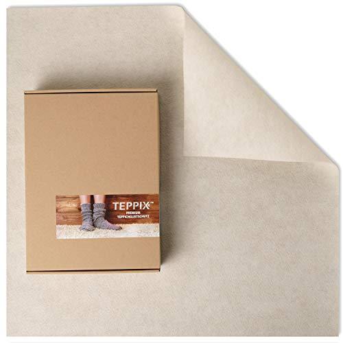 TEPPIX Light – Alfombrilla antideslizante | Base para alfombra sin plastificantes | Base antideslizante | Tope para...
