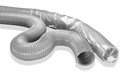Leichter Saugschlauch aus PVC, Durchmesser 65 mm, 5 m, 31000650000-0000000500