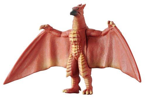 Godzilla Japanese 6' Vinyl Figure Final Wars 2005 Fire Rodan