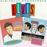 Songtexte von Elvis Presley - Spinout / Double Trouble