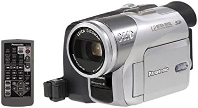 Panasonic PV-GS120 3CCD MiniDV Camcorder w/10x Optical Zoom (Discontinued by Manufacturer)