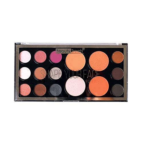 BEAUTY TREATS Shape Your Face Palette (6 Pack)