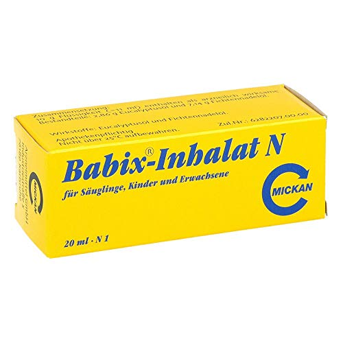 BABIX Inhalat N 20 ml