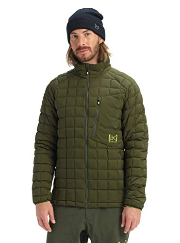 Burton Mens Ak Bk Lite Insulator, Forest Night, Large