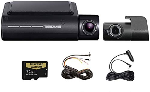 Thinkware F800 PRO 2-Channel Bundle 1080P FHD WiFi Rearview Camera