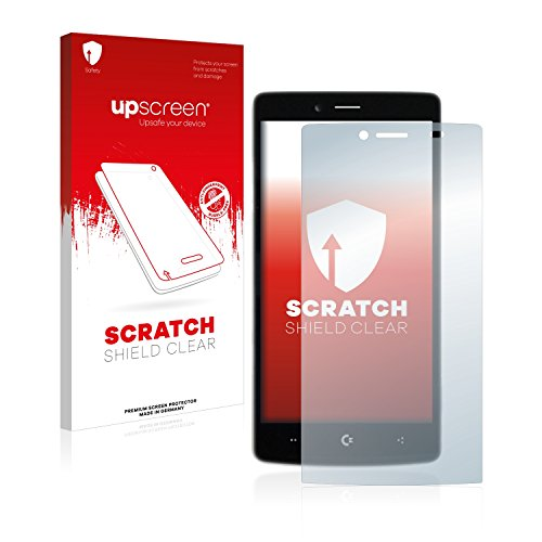 upscreen Schutzfolie kompatibel mit Commodore PET – Kristallklar, Kratzschutz, Anti-Fingerprint