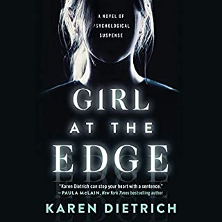 Girl at the Edge cover art
