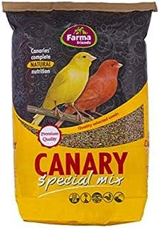 FARMA CANARY BUDGET BIRDS MIX FOOD 20 KG
