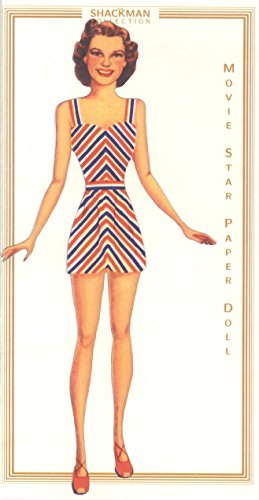 Collector's Judy Garland Paper Doll & Clothes Set