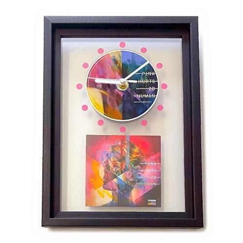 P!NK - Hurts 2B Human: GERAHMTE CD-WANDUHR/Exklusives Design