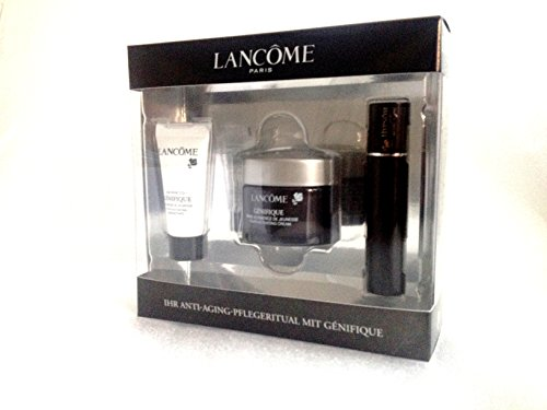 Lancôme Anti-Aging Pflege Génifique Geschenkset Génifique Creme 15 ml + Advanced Génifique Serum 5 ml + Hypnôse Doll Eyes Mini Mascara 2 ml 1 Stk.