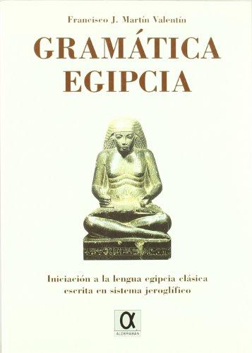 GRAMATICA EGIPCIA