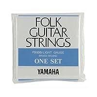 YAMAHA FS520 アコースティックギター弦×3セット